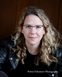 Author Amy King